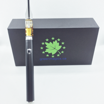 CBD Vape Pen Black </br>Various Flavours